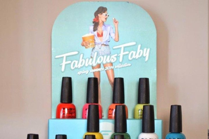 Fabulous Faby spring-summer 2014 collection