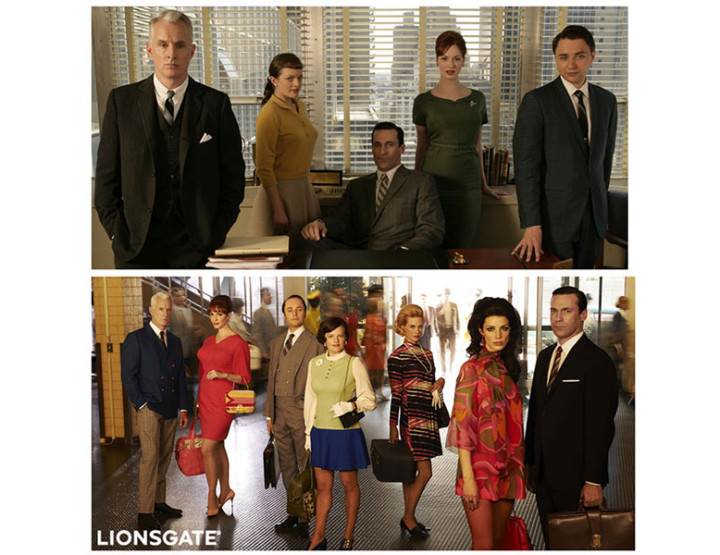 Arriva l'ultima serie di Mad Men su Tim Vision