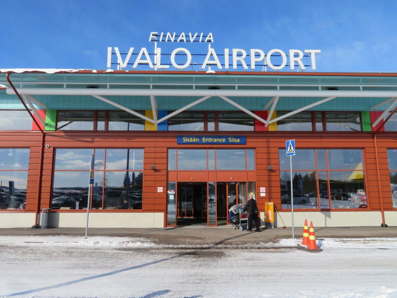 ivalo-airport