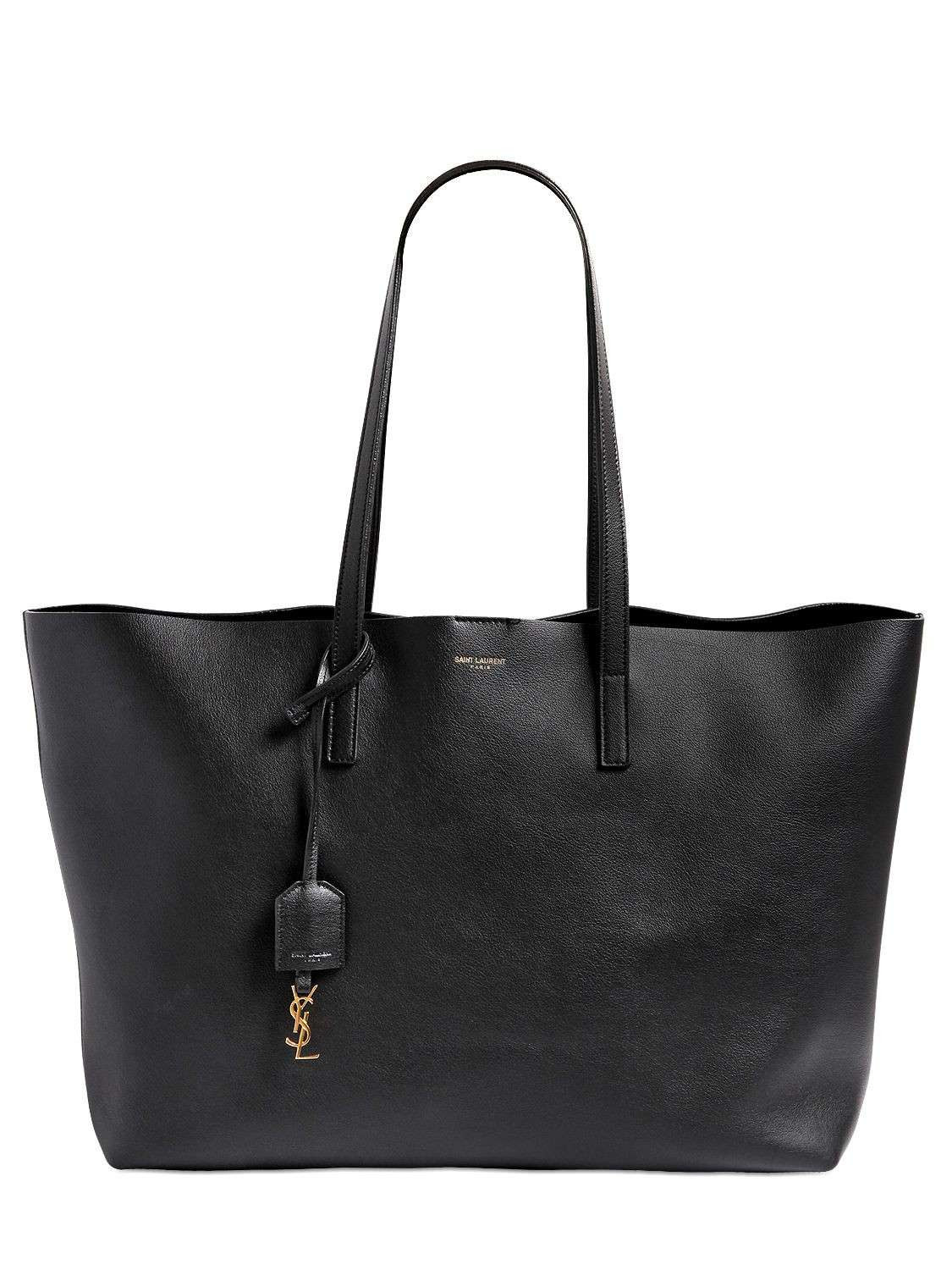 shopping-bag-nera-saint-laurent